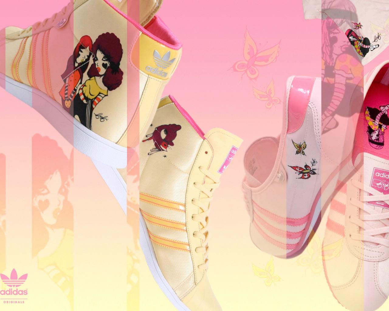 24设计精美 adidas三叶草官方壁纸壁纸,设计精美 adidas三叶草官图片
