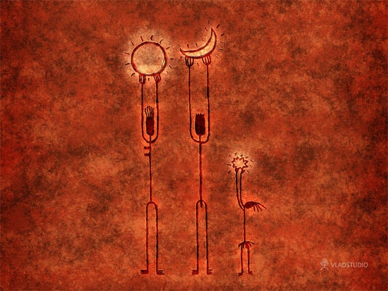 600图腾原始人世界艺术壁纸ii壁纸,图腾原始人世界艺术壁纸ii