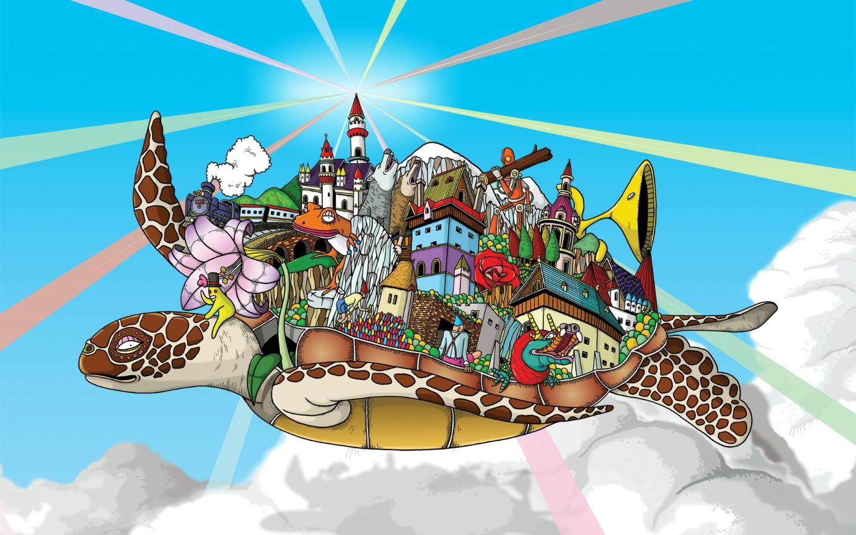 壁纸1440×900Windows 7艺术精美壁纸壁纸 Windows 7艺术精美壁纸壁纸图片创意壁纸创意图片素材桌面壁纸