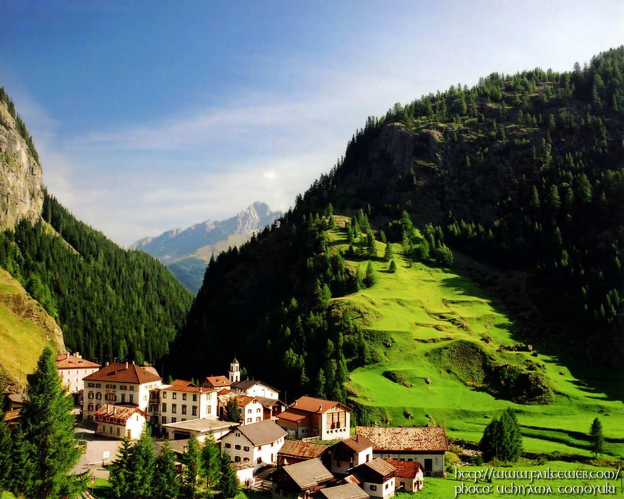 壁纸1280×1024阿尔卑斯山壁纸,阿尔卑斯山壁纸图片-风景壁纸-风景图片素材-桌面壁纸