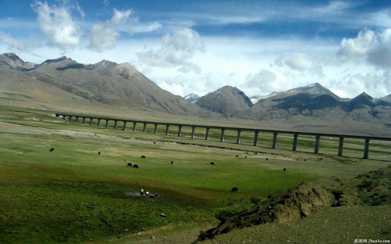 西藏风光,西藏林芝风光,西藏阿里风光_点力图库
