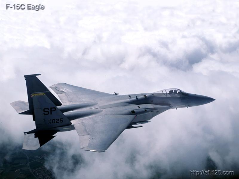 壁纸800×600F15战斗机壁纸壁纸 F15战斗机壁纸壁纸图片军事壁纸军事图片素材桌面壁纸