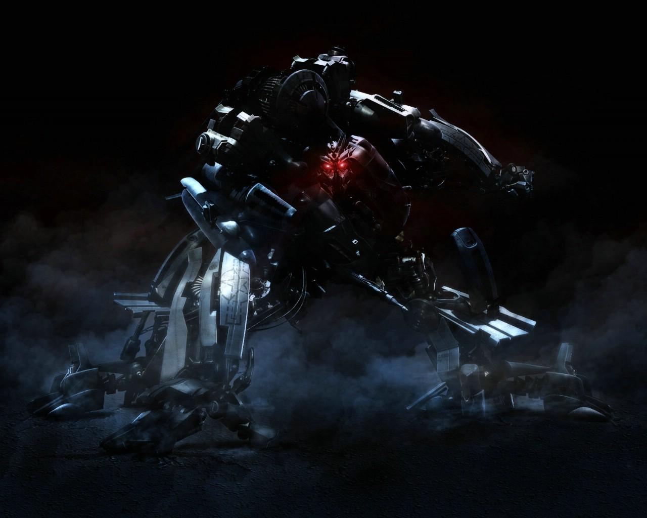 Design A Transformer Robot Game