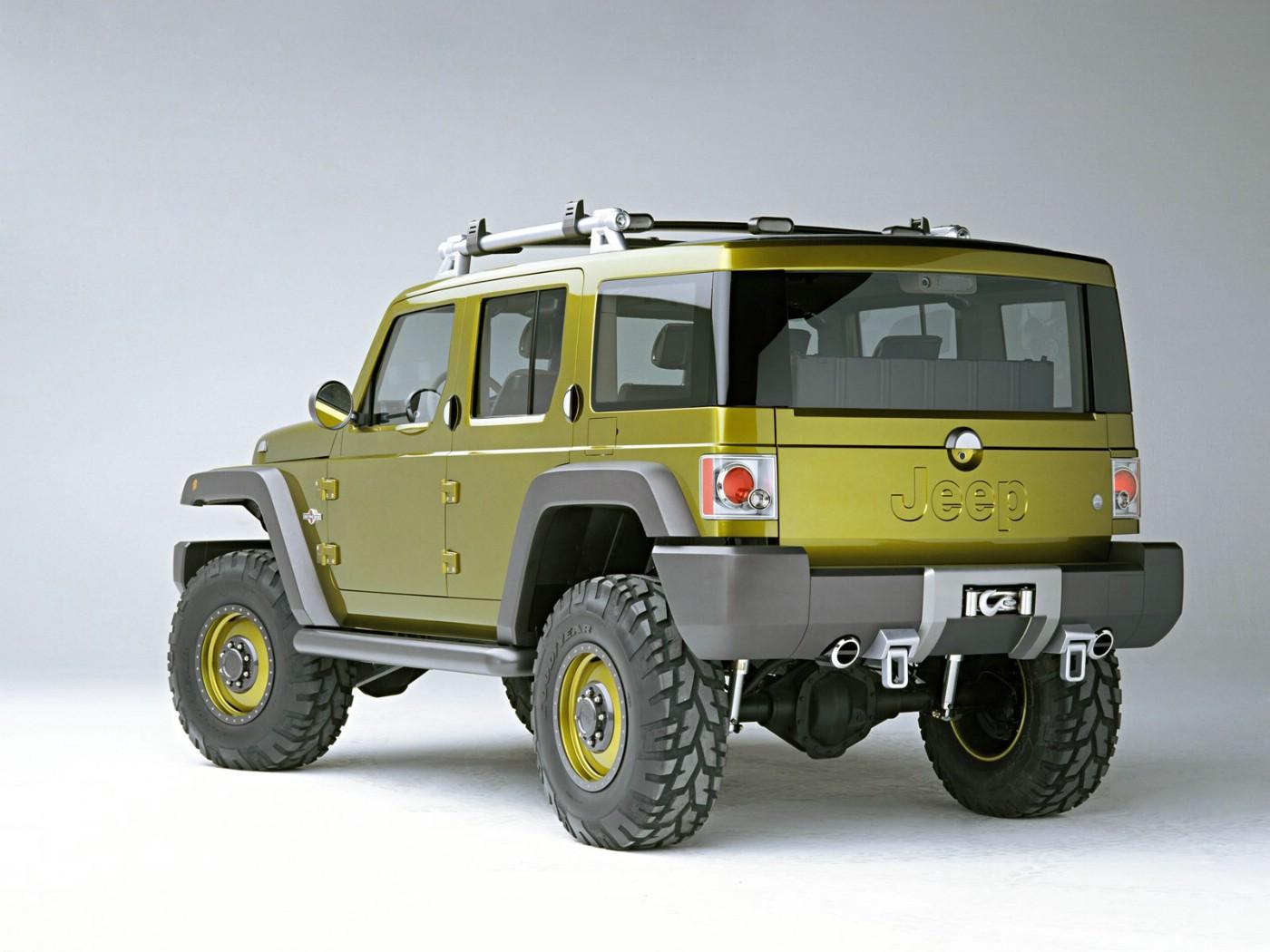 壁纸1400×1050高清晰jeep越野车壁纸之二壁纸,高清晰jeep