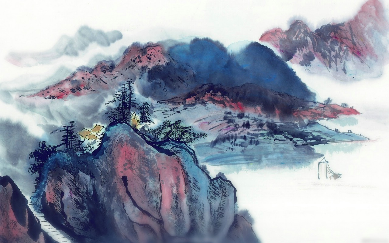 Arts And Paintings Of China